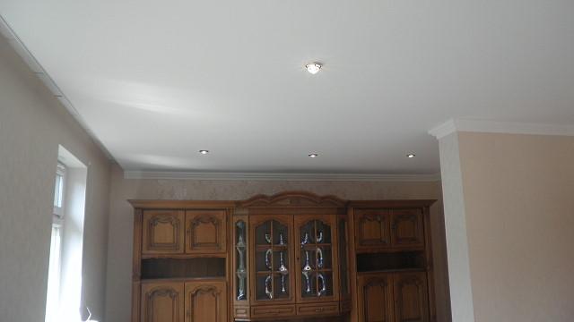 gewebetuchbespannung bernd strempel spanndecken und wohnraumgestaltung innenausbau 98660. Black Bedroom Furniture Sets. Home Design Ideas